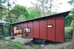 house design, sunshine coast, house, affordable architecture, steep block solutions, sustainable, green design
