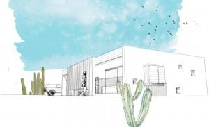 Sunshine coast, rammed earth, home design, sustainable, house, design